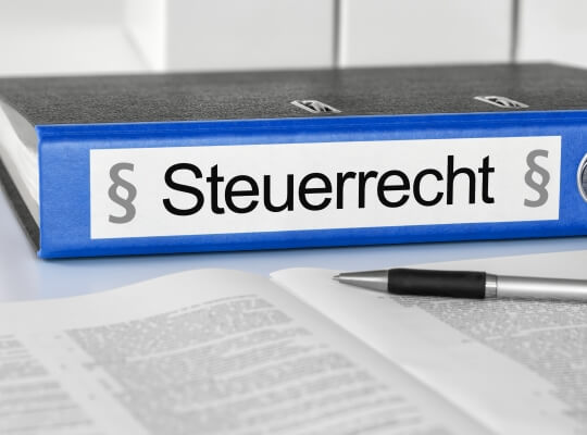 Steuerrecht | Verband Deutsches Reisemanagement e.V.