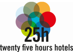 Logo-25hours Hotel Company GmbH-Hotellerie