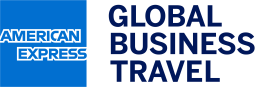 Logo-American Express Global Business Travel-Reisebüro/TMC/OBE